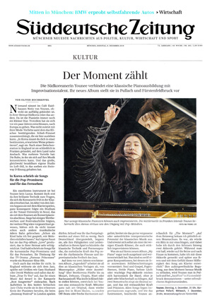 younee my piano free jazz Beethovenfest Bonn General Anzeiger